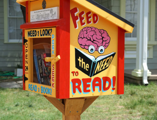 Books for Cooks Little Free Library